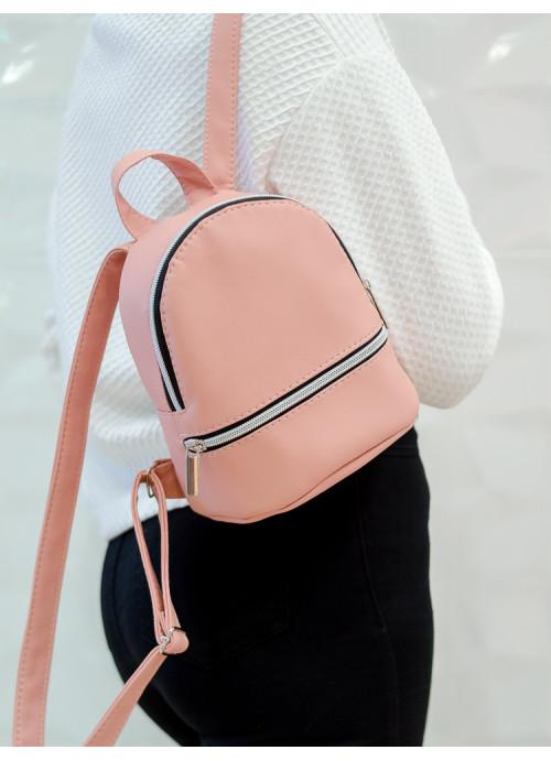 Маленький дівочий рюкзак Sambag Mane SSSP пудра