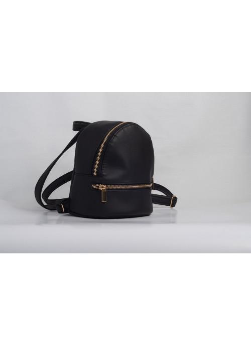 Маленький дівочий рюкзак Sambag Mane SSG чорний