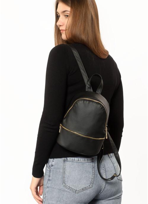 Маленький дівочий рюкзак Sambag Mane SSG black