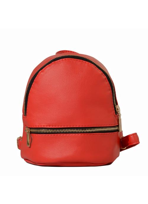 Маленький дівочий рюкзак Sambag Mane SSG червоний