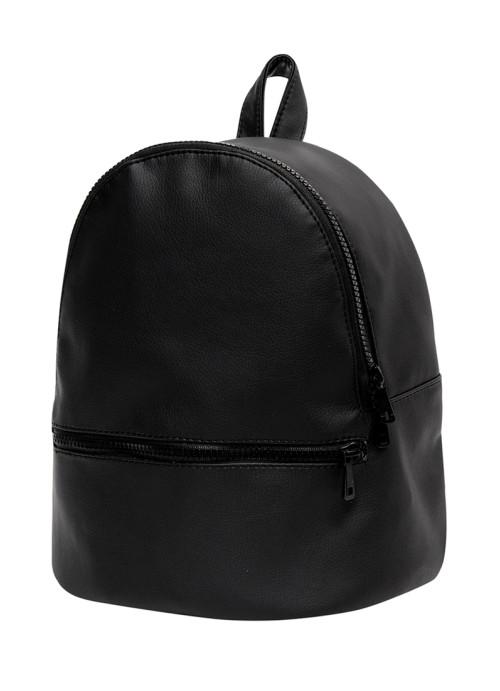 Маленький дівочий рюкзак Sambag Mane BST чорний