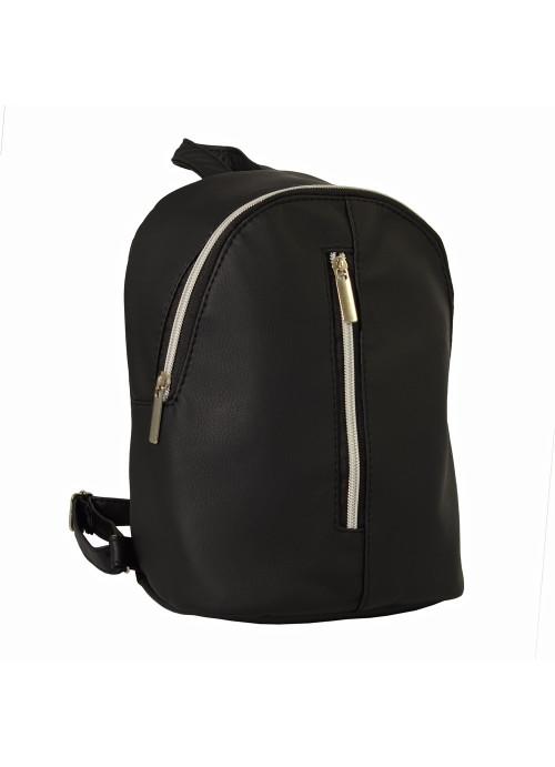 Жіночий рюкзак малий Sambag Mane MQSP чорний