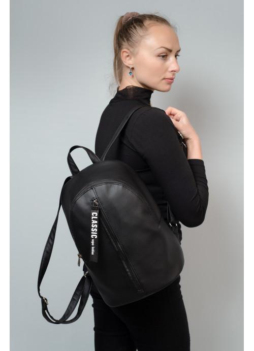 Рюкзак малий Sambag Mane BQT чорний