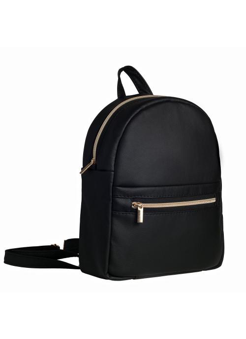 Жіночий рюкзак Sambag Princes MPSP чорний