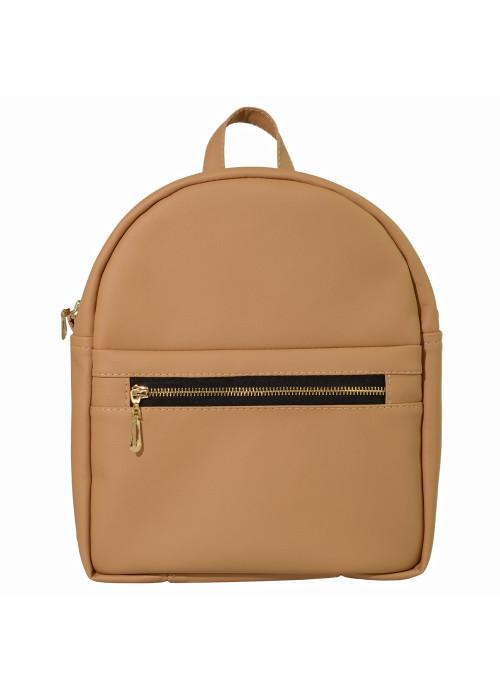 Жіночий рюкзак Sambag Princes MPG бежевий