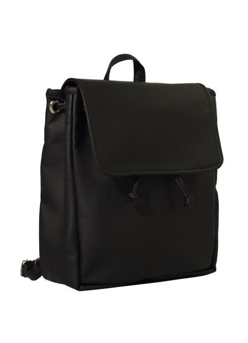 Жіночий рюкзак Sambag Loft SZN чорний