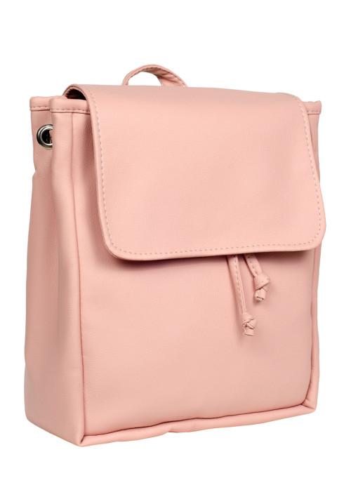 Жіночий рюкзак Sambag Loft MZN пудра