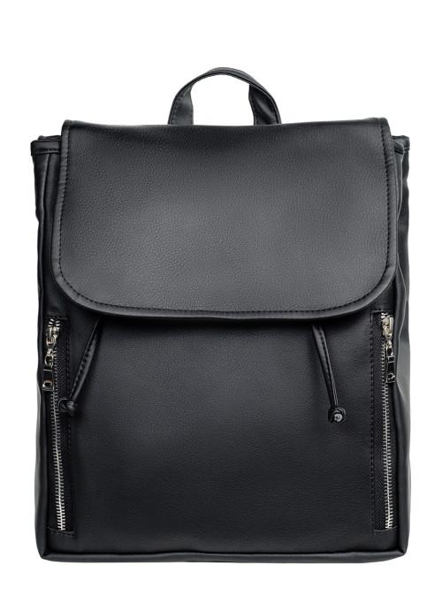 Жіночий рюкзак Sambag Loft MZS чорний
