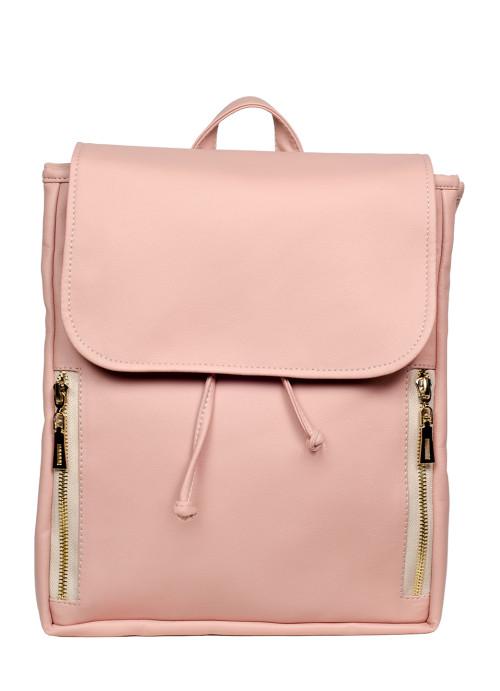 Жіночий рюкзак Sambag Loft MZO пудра