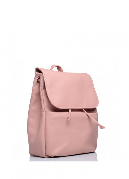 Жіночий рюкзак Sambag Loft MQN пудра