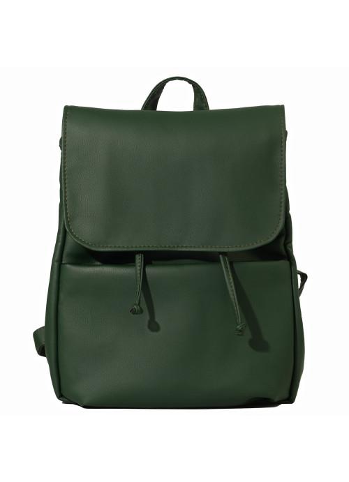Жіночий рюкзак Sambag Loft MQN зелений