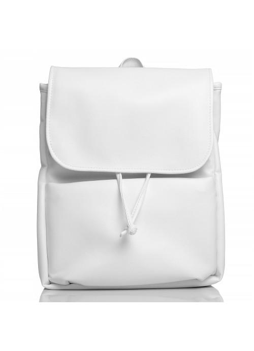 Жіночий рюкзак Sambag Loft MQN білий