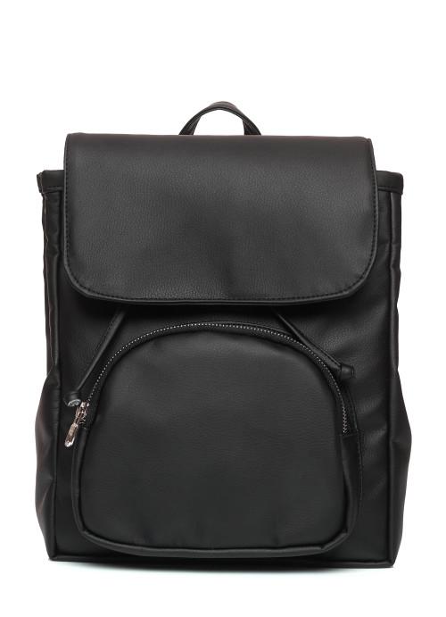 Жіночий рюкзак Sambag Loft MGG чорний