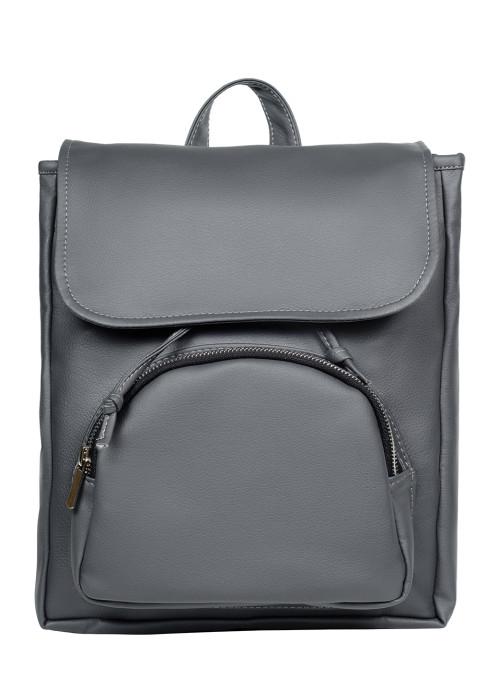 Жіночий рюкзак Sambag Loft MGS графітовий