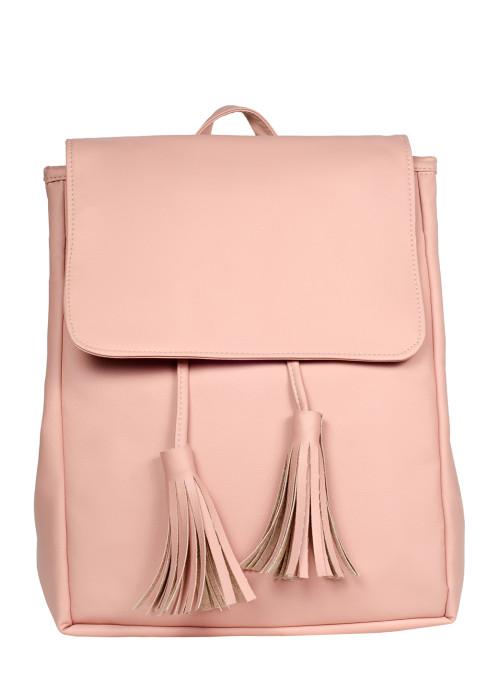 Жіночий рюкзак Sambag Loft BZNa пудра