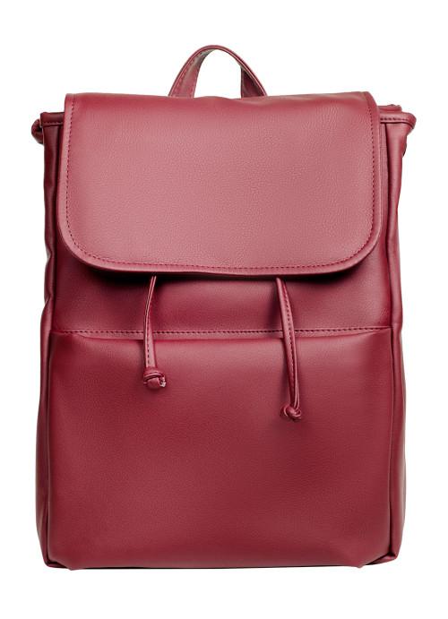 Жіночий рюкзак Sambag Loft BQN бордо