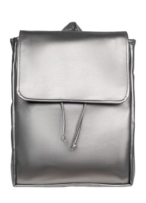 Жіночий рюкзак Sambag Loft LZN silver dark