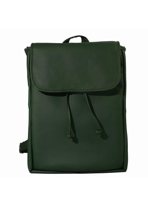 Жіночий рюкзак Sambag Loft LZN зелений