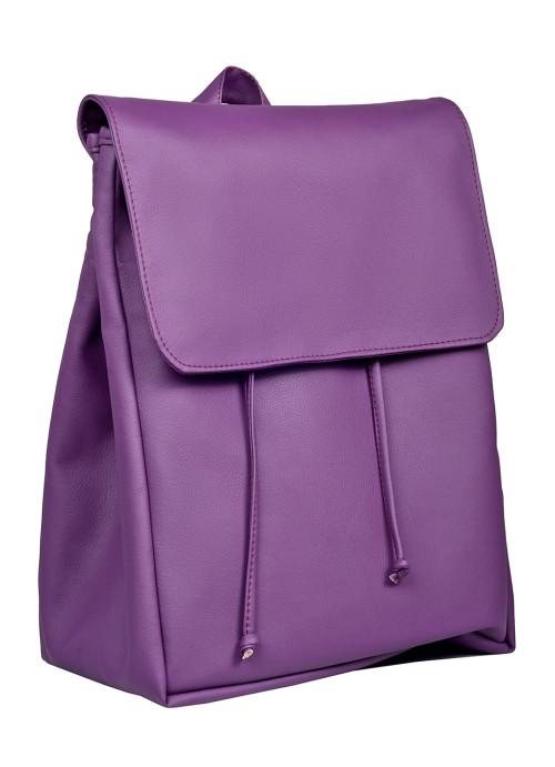 Жіночий рюкзак Sambag Loft LZN фіолетовий