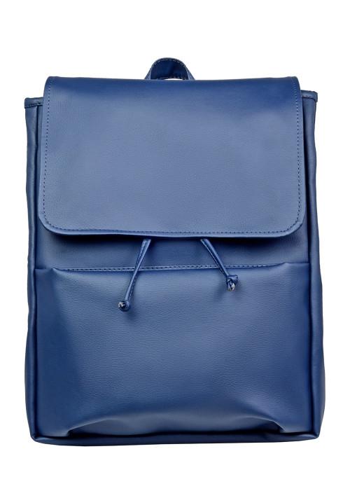 Жіночий рюкзак Sambag Loft LQN темно-синій