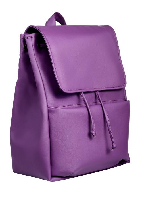 Жіночий рюкзак Sambag Loft LQN фіолетовий