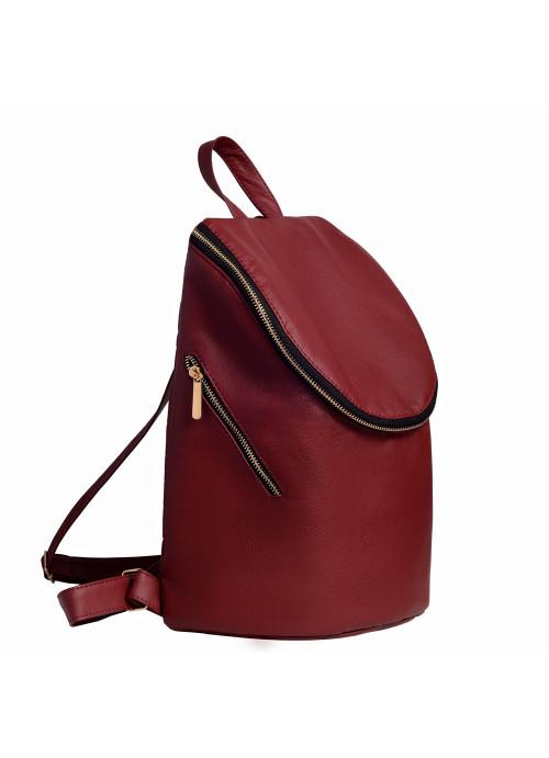 Жіночий рюкзак Sambag Berry LZG бордо