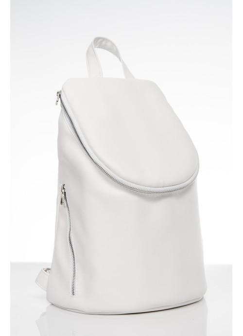 Жіночий рюкзак Sambag Berry LZO білий