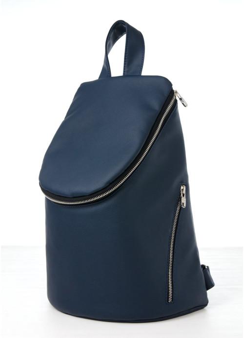 Жіночий рюкзак Sambag Berry LZO темно-синій