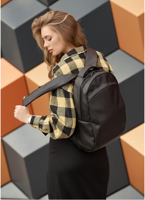 Жіночий рюкзак Sambag Zard LZN чорний