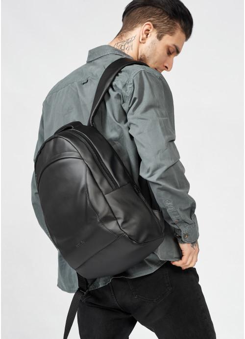 Чоловічий рюкзак  Sambag Zard LZNm чорний
