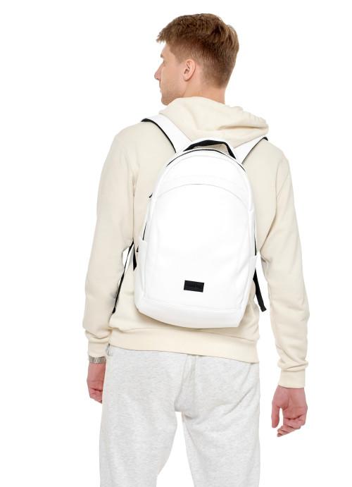 Чоловічий рюкзак Sambag Zard LZN білий