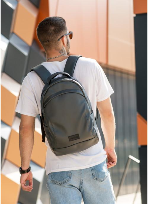 Чоловічий рюкзак Sambag Zard LZN графітовий