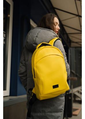 Рюкзак унісекс Sambag Zard LZN жовтий