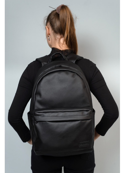 Жіночий рюкзак Sambag Zard LST чорний