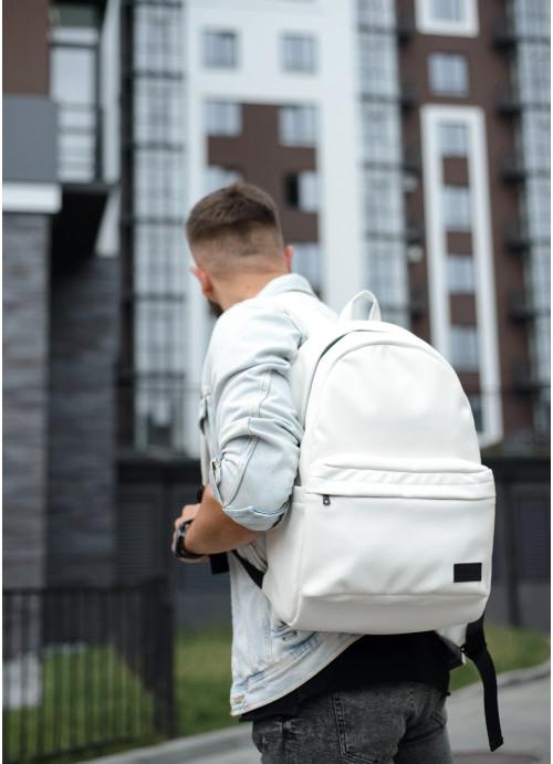 Чоловічий рюкзак Sambag Zard LST білий
