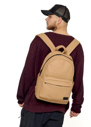 Чоловічий рюкзак Sambag Zard LST бежевий