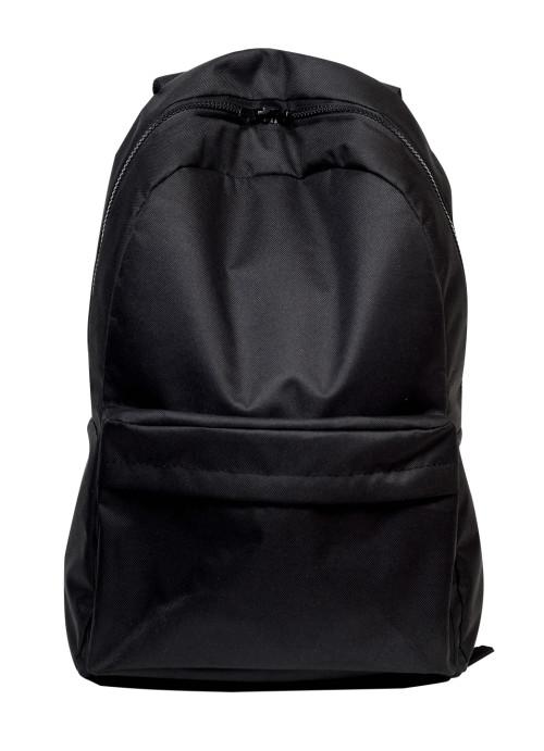 Рюкзак Sambag Zard LST чорний тканевий