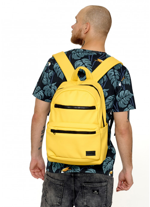 Чоловічий рюкзак Sambag Zard LKT жовтий