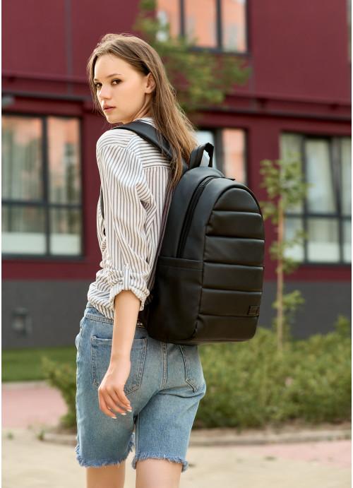 Жіночий рюкзак  Sambag Zard LRT чорний