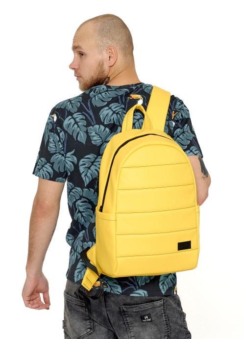 Мужской рюкзак Sambag Zard LRT желтый
