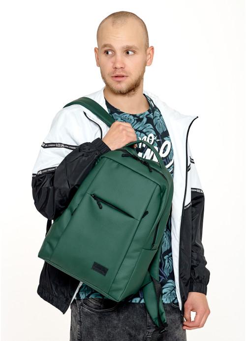 Чоловічий рюкзак Sambag Zard QQT зелений