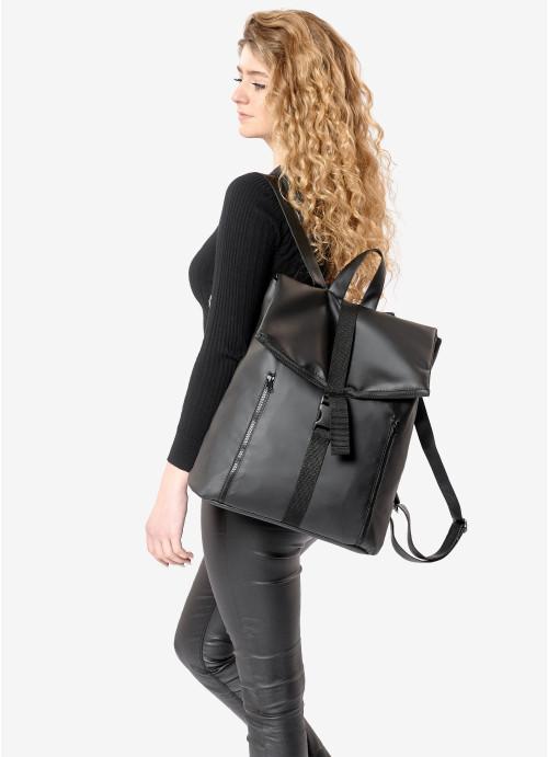 Жіночий рюкзак Sambag Rene LZTr чорний