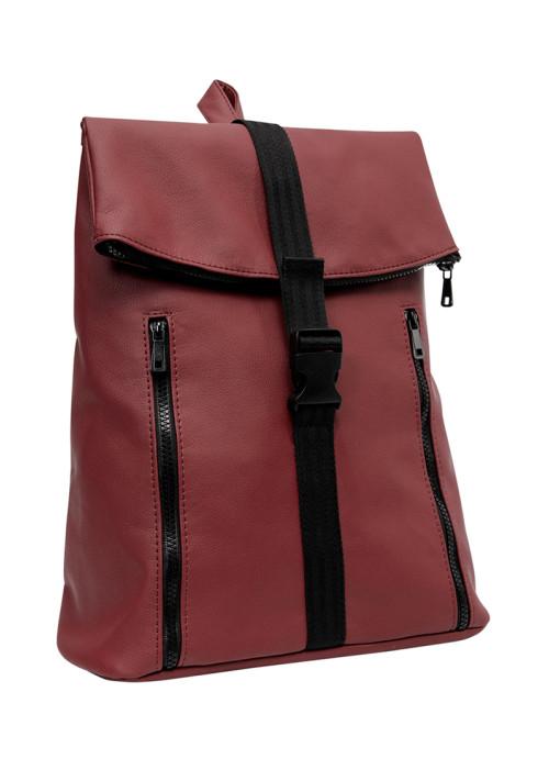 Жіночий рюкзак Sambag Rene LZT бордо