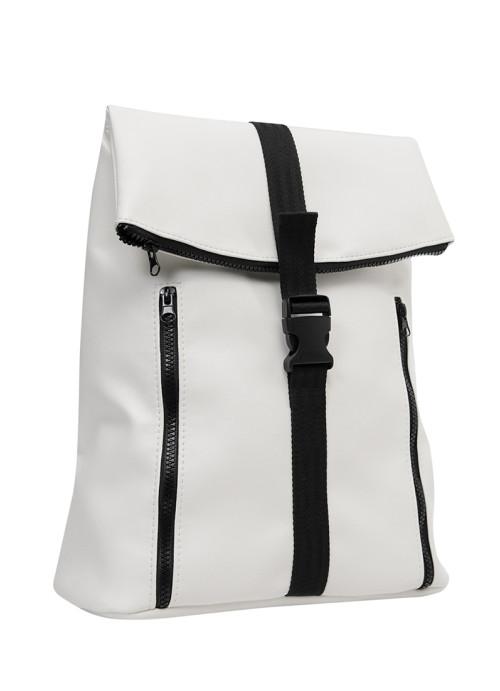 Жіночий рюкзак Sambag Rene LZTr білий