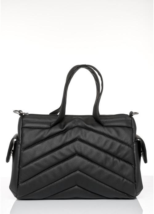 Cпортивна сумка Sambag Vogue SRH чорна