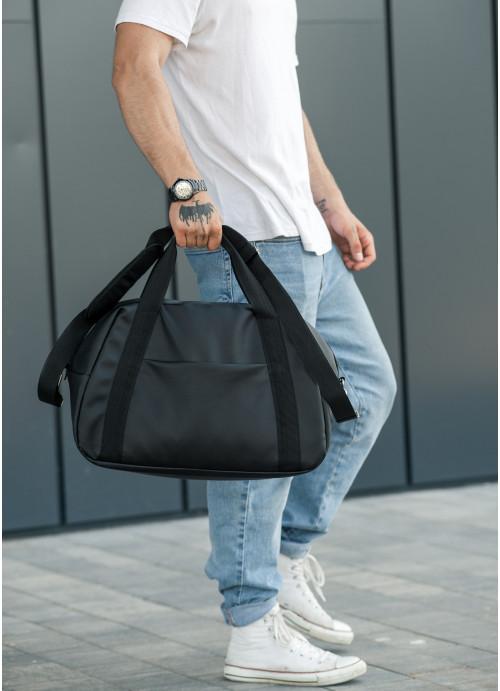 Спортивна сумка Sambag Vogue LQH чорний
