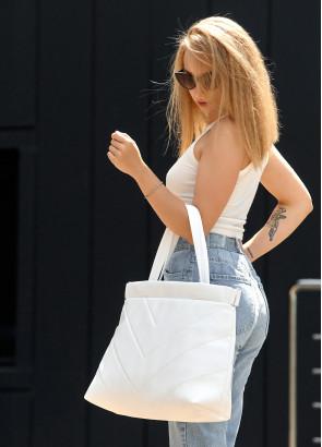Сумка Sambag Shopper Tote QRN білий
