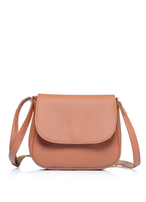 Жіноча сумочка Rose  коричнева